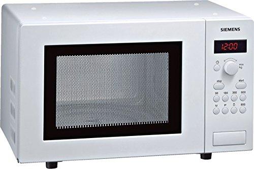 siemens hf15m241 iq300 mikrowelle 17 l 800 w wei gewichtsautomatik. Black Bedroom Furniture Sets. Home Design Ideas